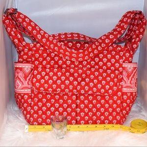 Vera Bradley Small Messenger Bag